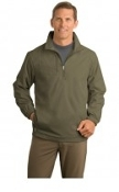 Port Authority Half-Zip Wind Jacket J703