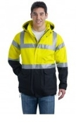 Port Authority ANSI Class 3 Safety Heavyweight Parka  J799S