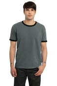 Port - Company Essential Pigment-Dyed Ringer Tee