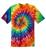 Port - Company Youth Essential Tie-Dye Tee