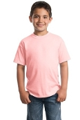 Port - Company Youth 50-50 Cotton-Poly T-Shirt