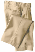 58-062 BOY'S PLEATED FRONT PANT HUSKY SIZES