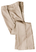 71-005 GIRL'S FLARE BOTTOM PANT HALF SIZES