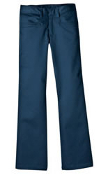 71-969 GIRLS STRETCH FLARE BOTTOM PANT JUNIOR SIZES