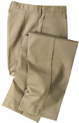 63-505 GIRL'S FLAT FRONT PANT SIZES 7-20